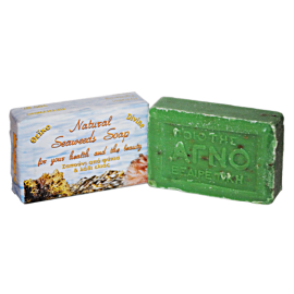 Natural Soap (100gr e 3,5 oz) (Seaweed)
