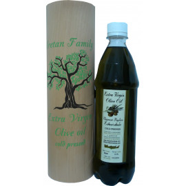 Extra Virgin Olive Oil COLD PRESSED (500ml)
