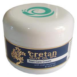 Foot Cream with Snail Secretion (100ml)