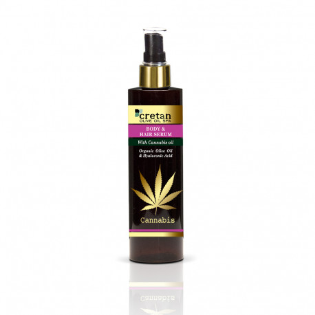 BODY & HAIR SERUM  With Cannabis Oil (100ml)