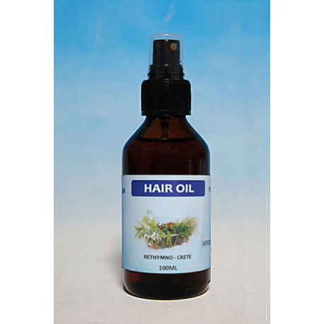 Huile cheveux 100ml
